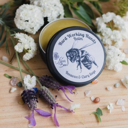 All Natural Hand Balm for Hard Working Hands