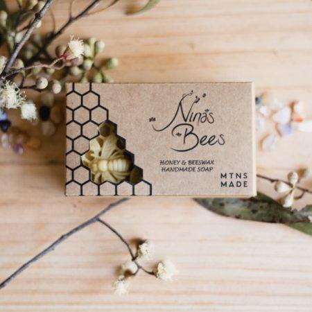 Artisan Handmade Soap with Honey & Oats