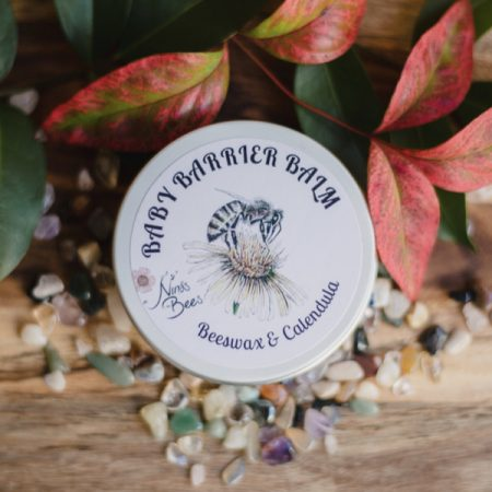 Baby Barrier Balm with Beeswax and Calendula