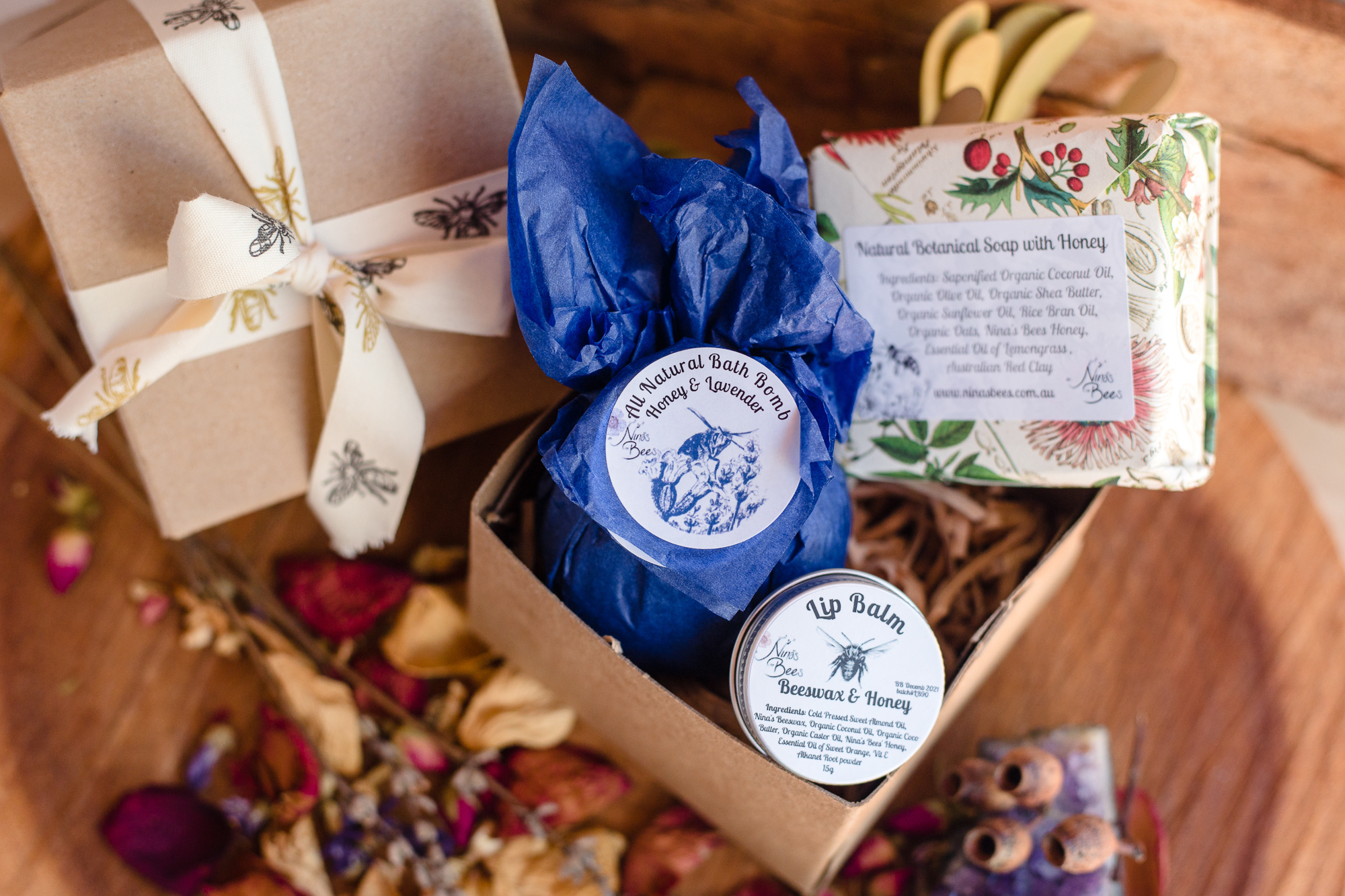 spa gift pack