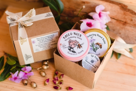 bee products by Nina's bees