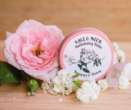 Face and neck balm