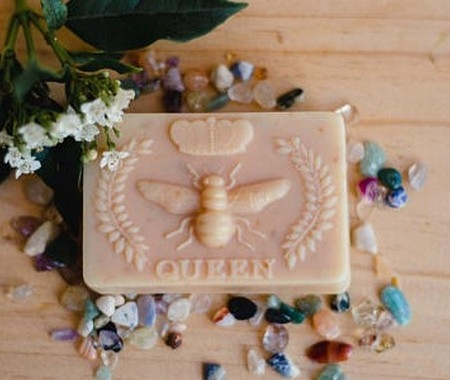 Natural soap - oats and honey