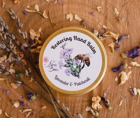 Restoring hand balm