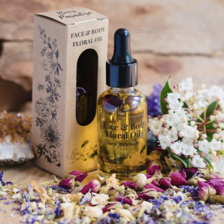 Face and Body Floral Oil Bees' Paradise