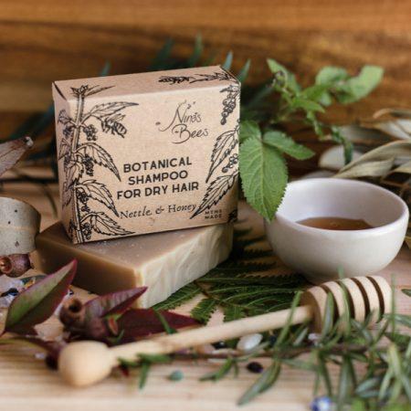 botanical shampoo for dry hair