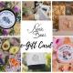 Nina's Bees Gift Card