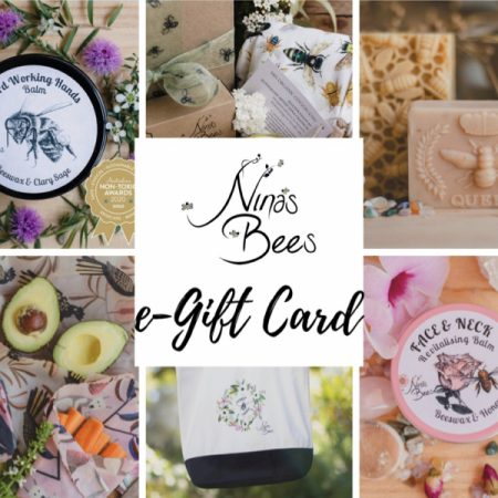 Nina's Bees E-gift card